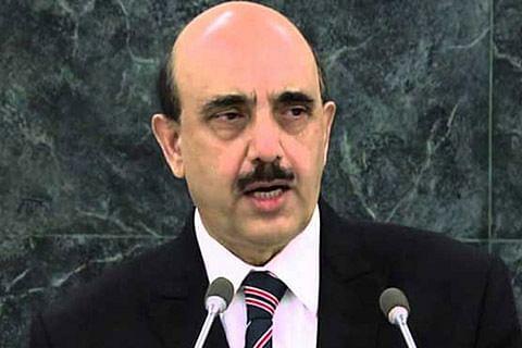 PaK president draws 6-point agenda for 'success of Kashmir struggle'