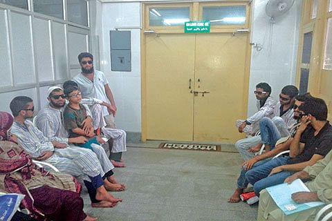 Amid talk of replacing pellet gun, number of pellet victims on rise
