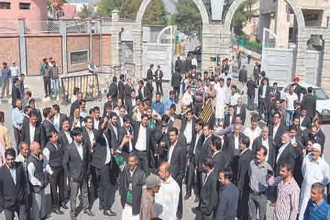 Kashmir issue can be resolved by UN resolutions: HCBA