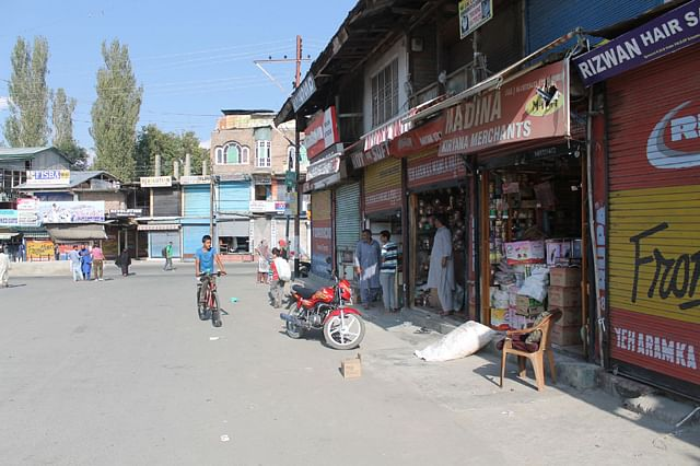 Markets Deserted In Shopian, Pulwama Despite Call For Relaxation In Shutdown