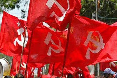 Left parties for unconditional political dialogue on Kashmir