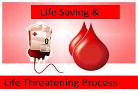 Nowgam inhabitants organize blood donation camp