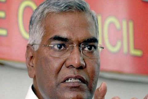 GoI non-committal on inviting separatists: D Raja