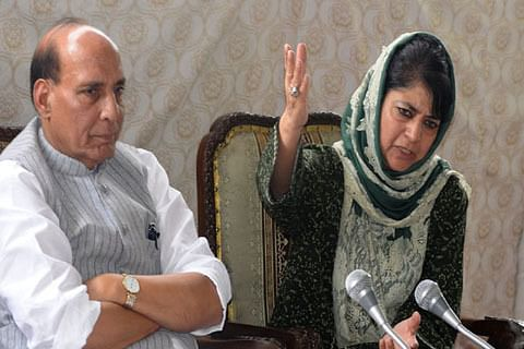 Resistance camp issues joint statement, lashes out at Mehbooba Mufti