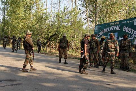 CRPF trooper injured in militant attack in south Kashmir's Shopian