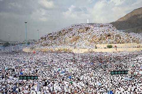 Muslim Ummah facing 'difficult time', says Imam-e-Kaaba