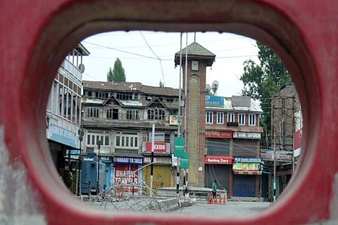Kashmir remains shut for 66th day