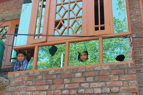 Forces allegedly vandalise houses in Kupwara village