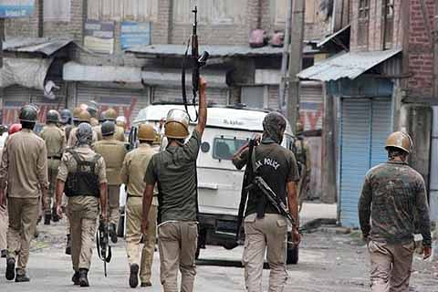 Terrorism in Kashmir – I