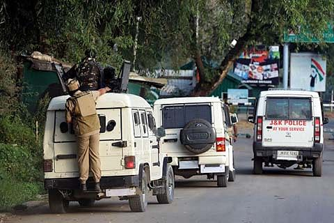 """Opposition flays govt for 'security lapse"""" in Uri"""