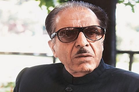 Soz appeals political parties to take joint stand on Kashmir: Soz