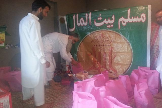 Kashmir: Charity led by young brigade reaches out to needy