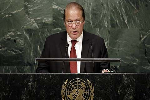 Pro-freedom camp hails Nawaz Sharif's UNGA speech on Kashmir