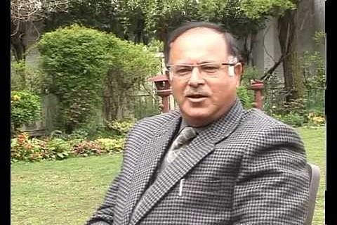 Karra sends resignation and 'protest letter' to Lok Sabha