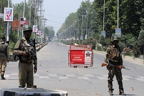 Restrictions imposed under Section 144 near gunfight sites in Baramulla