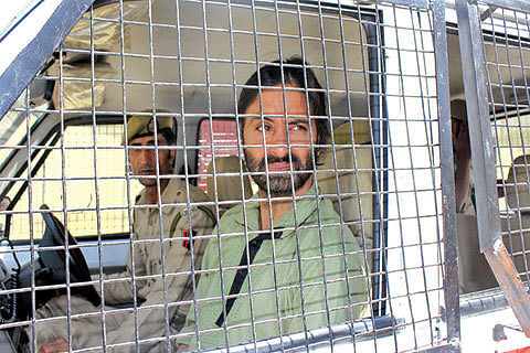 Our will can't be defeated by turning Kashmir into concentration camp: JKLF