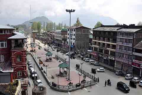 """Working out modalities to secure place for Srinagar in """"Smart Cities"""" list: Govt"""