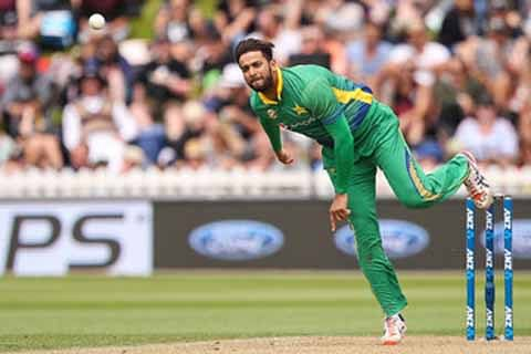 Imad Wasim leads Pakistan's rout of West Indies