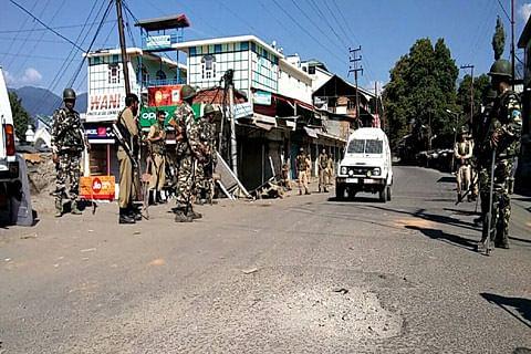 Curfew imposed in Kishtwar following clashes against arrests