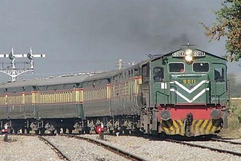 Man run over by train in Jammu