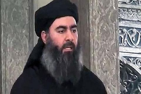 """Islamic State chief ill after assassin 'poisons"""" food"""