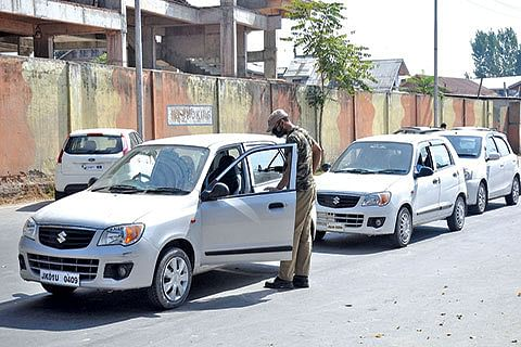 Security hassles give tough time to highway commuters