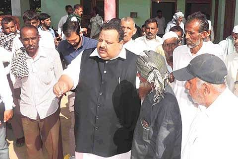 Stop 'promoting' RSS in Chenab Valley, Rana tells Govt