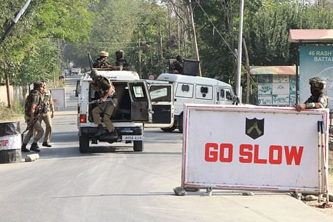 Three militants killed in Langate attack in north Kashmir: Army
