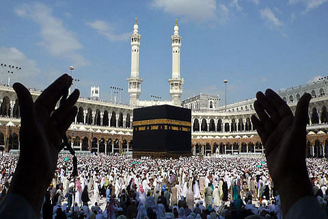Haj pilgrimage out of domain of External Affairs Ministry