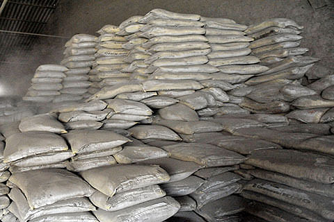 Cement prices up Rs 30-40 per bag