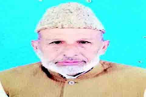 Ailing 78-year old booked under PSA in Baramulla for 'organising anti-Govt protests'