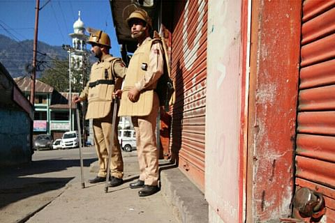 Chenab Valley shuts to show resentment against RSS rallies