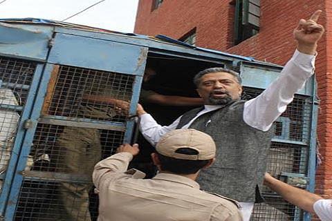 SACKING OF GOVT EMPLOYEES: EJAC leaders shifted to Baramulla, Kupwara sub-jails
