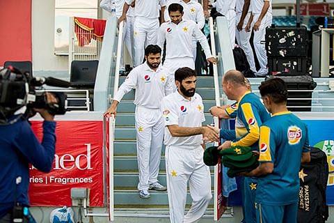 Pakistan in control against West Indies