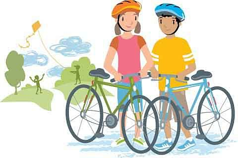 Cycling trials on Oct 26