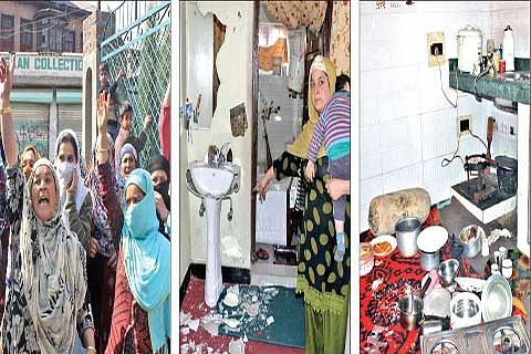 FORCES GO 'BERSERK' DURING NOCTURNAL RAIDS AT OLD BARZULLA