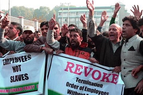 Legislator Rashid detained, 'secretariat gherao' foiled