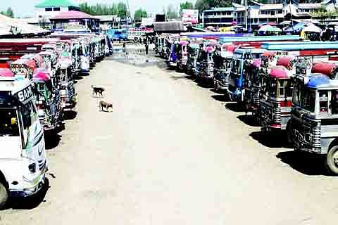 Transport sector in dire straits, over 1.5 lakh workers in financial crisis