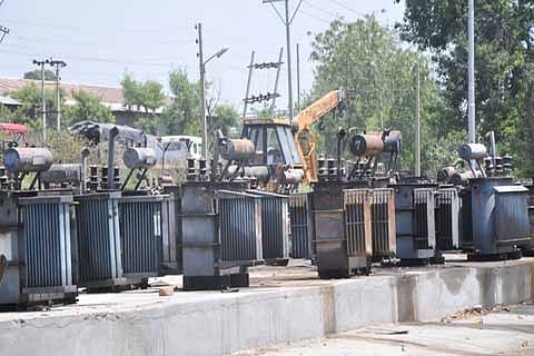 'Don't install additional transformer in our locality'
