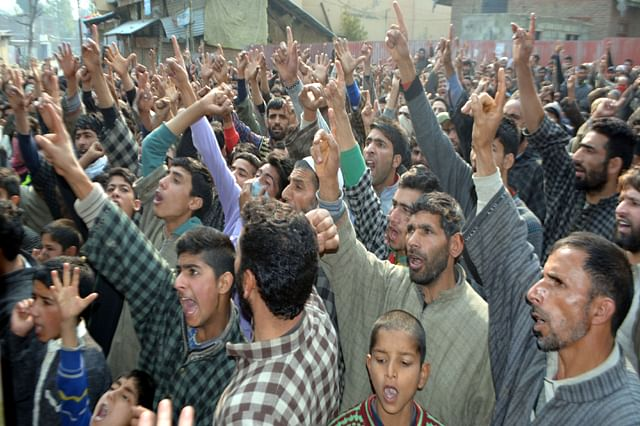 Rahmoo Protests Forces' High-Handedness