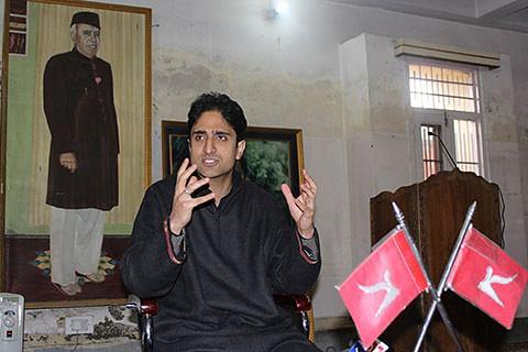 Mirwaiz should shun hypocrisy: NC