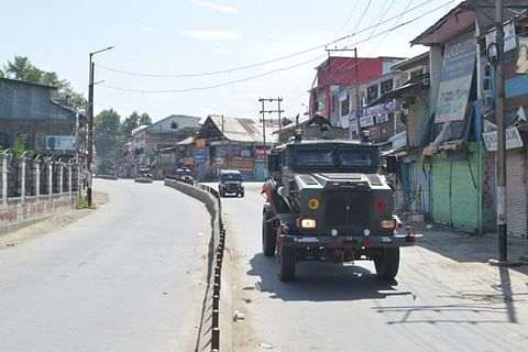 Forces cordon off Bijbehara housing colony, start searches