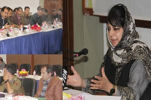 Will review cases against students detained for streets protests: Mehbooba