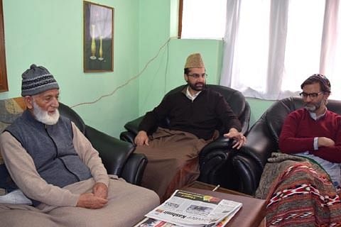 Kashmir: Resistance leadership calls for meeting with all stakeholders on Tuesday