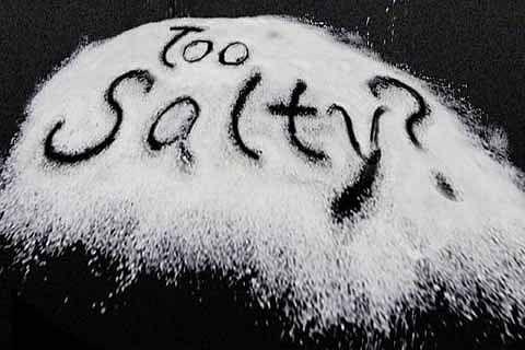 NO SHORTAGE OF SALT: CAPD