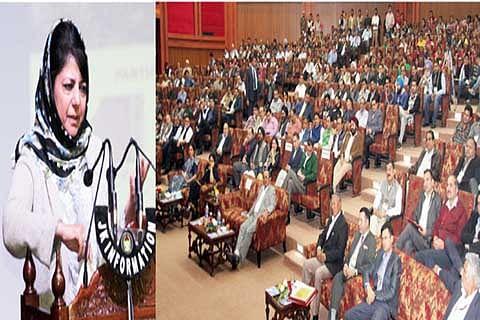 Every tourist visit to JK step toward peace: CM