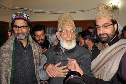 Hurriyat issues new protest calendar; full-day relaxation on Saturday, Sunday