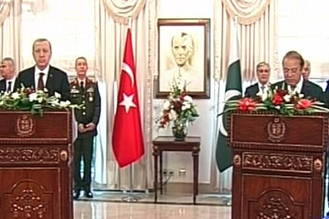 Sufferings of Kashmiris can no longer be ignored: Turkish president