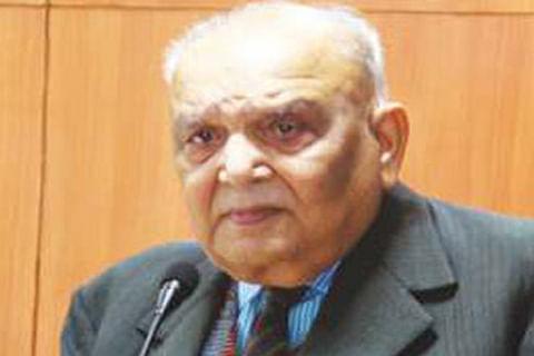 Demise of Lt Gen S K Sinha: JK Govt announces three-day state mourning