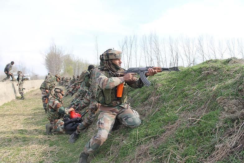 Fresh firing along LoC in Pallanwala sector
